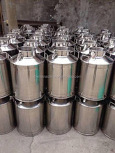 30L/50L/100L stainless steel milk can still boiler for distillation equipment