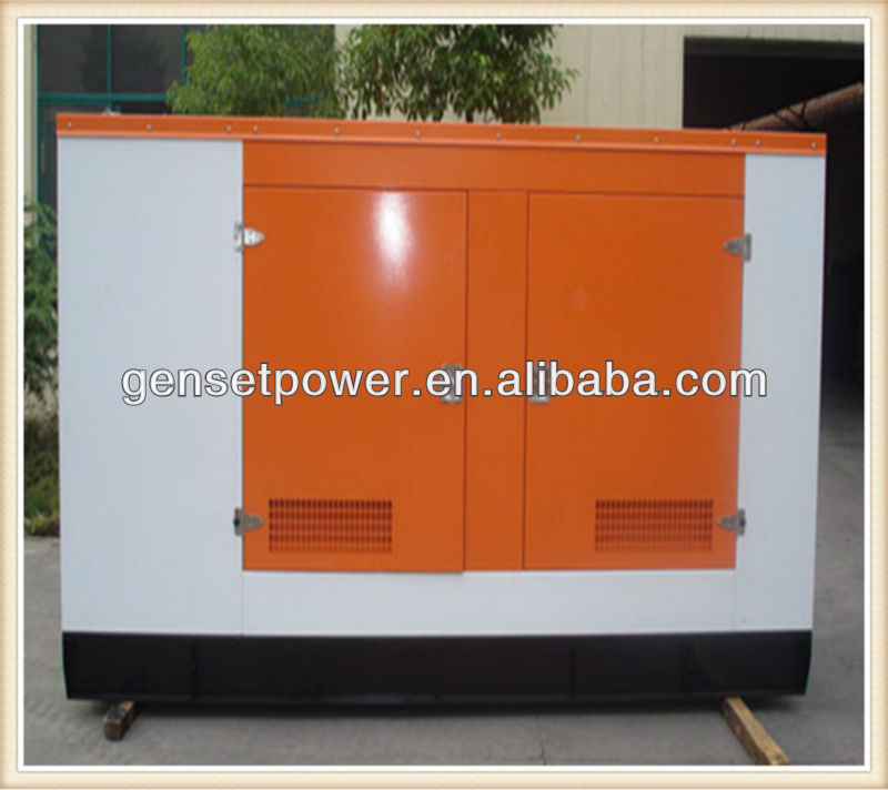 Alibaba China a.c.with Cummins Engine synchronous Digital Generator 70kw