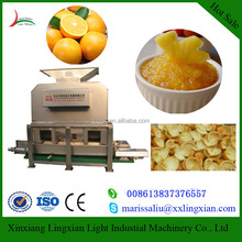 Industrial Orange Peeling Machine and Juice Squeezing Machine High Quality