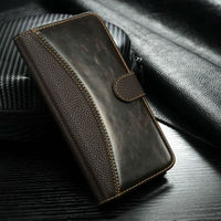 Factory Flip Leather Phone Case For Iphone6 Plus, Book Leather Case For Iphone 6 Plus