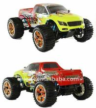1/10th Scale Electric Brushless Remote Control Monster Truck