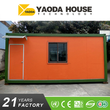 Sandwich panel 10ft 20ft 40ft container homes for sale