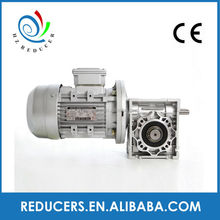 NMRV SPEED REDUCER 050 WITH three-phase asynchronous motor 0.18KW-63B14 BEST QUALITY IN CHINA attractive and reasonable price