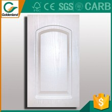 moisture-proof and resistance to deformation and Surface is smooth PVC cabinet doors