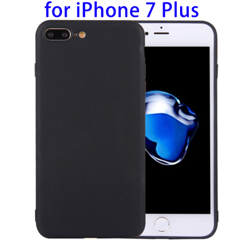 TPU Protective Back Cover Case for iPhone 7 Plus Smartphone Case