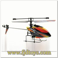 WL Single propeller 2.4g copter helicopter