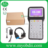 2015 Top-rated New Arrival CK-100 CK100 OBD2 Car Key Programmer v45.06 SBB the Latest Generation ck100 key programmer