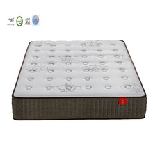 China factory price high quality 12-inch King size memory foam bed mattress for home/hotel furniture
