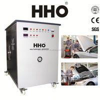 HHO3000 Car carbon cleaning fiberglass car body