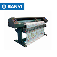 Eco Solvent Textile Printer/Textile Printing Machine 850T With Epson DX5 Printhead 1.8m/3.2m/1440dpi