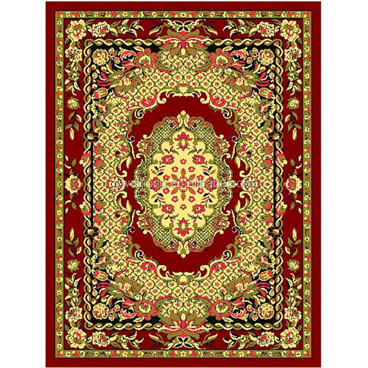 big qeen size whole sale hot design logo egyptian carpets
