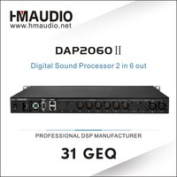 DAP2060II Professional DSP Speaker Management Audio Processor