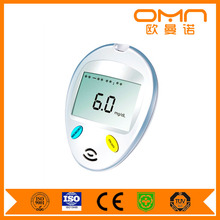 Uric Acid Test Glucometer Blood Glucose Monitor with Bluetooth