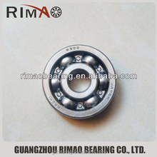 ball bearings 6300 Deep Groove Ball Bearing 6300z for power tools