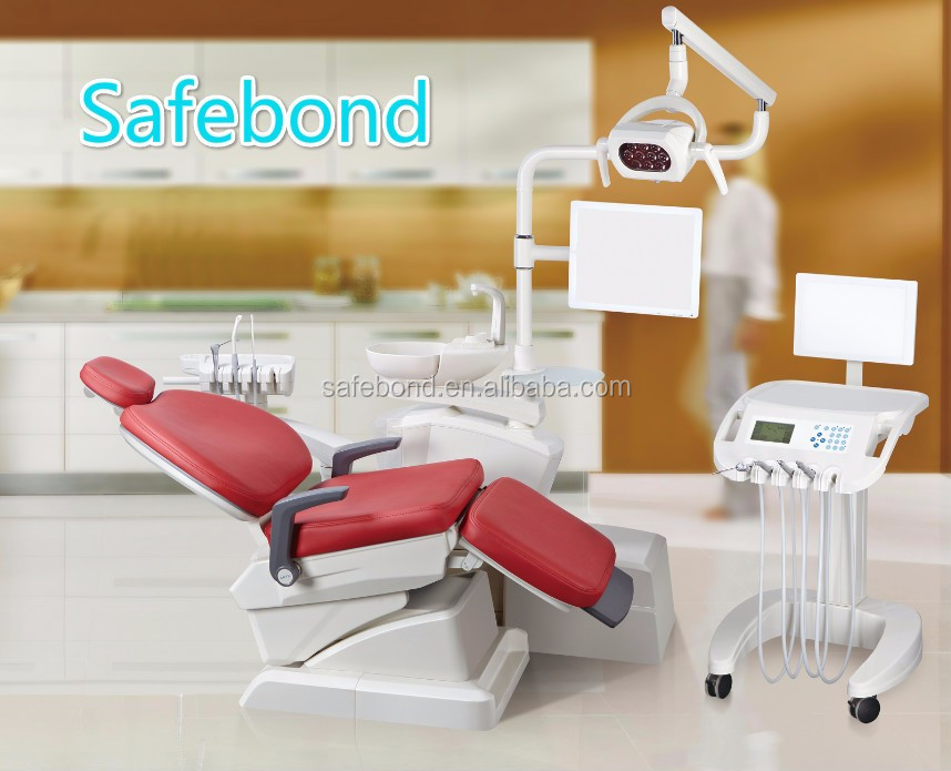 China factory New design leather unique luxury multifunctioinal dental chair price dental product treatment chair