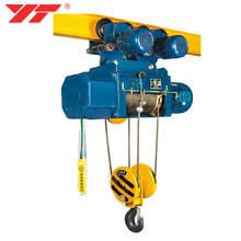 Low Cost High Performance workshop use mould lifting 1ton - 10ton monorail hoist crane price