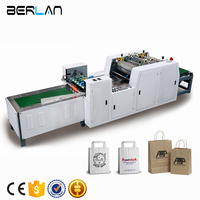 Auto Feeding 2 Colors Paper Bag Flexo Printing Machine(SBY-A-500)