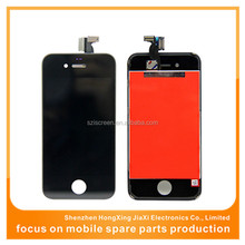 Low price and high quality mobile phone touch screen for iphone 4/4s lcd