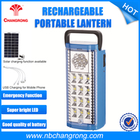 emergency rechargeable long lasting battery led lights