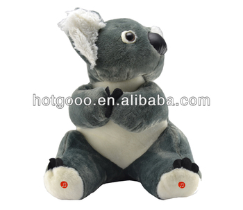 lovely bluetooth koala baby plush stuffed toys with speaker from China