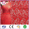 Novetly african nylon spandex guipure lace fabric for wedding dress