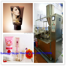 New Look double color toothpaste filling machine SUNWAY