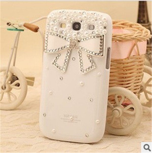 Diamond bling phone case crystal phone case for sumsung