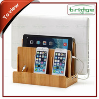 Bamboo Furniture/Desk Organizer /Cell Phone Holder/Office Organize
