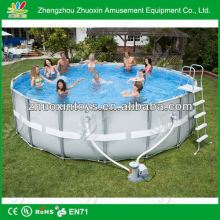 most popular balloon swimming pool,above ground frame swimming pool