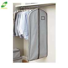 Travel PP nonwoven fabric wholesale price garment cover bags suit cover