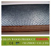 online selling black / brown anti slip film faced plywood wi th best quality to indonesia