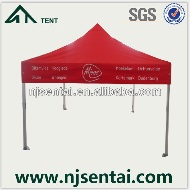 4X4M Hottest Style commercial quality folding tent market marquee Sunny Outdoor Gazebo
