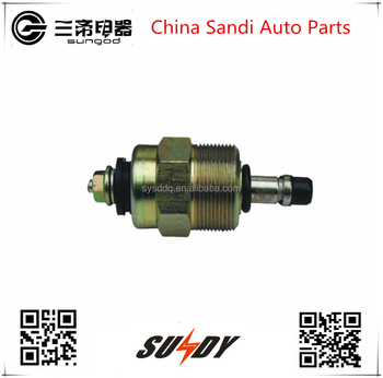 High quality Pump off the oil solenoid valve A3903576 for dongfeng trucks