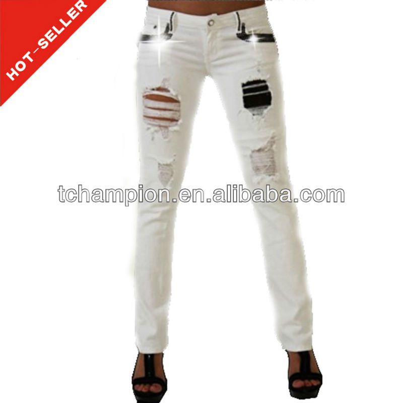 (#TG400W ) 2012 canadian women high heel shoes jeans factory guangzhou