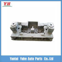 Sheet aluminum vehicle metal mould casting and stamping parts made in china