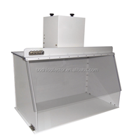 Aercology EPP1200 Electrostatic Precipitator Portable Mist Fume Dust Collector,Ductless Fume Hood Table