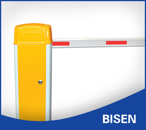 Security Products Hydraulic Car Barrier For Parking System BS-406