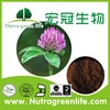 antianxiety organic Red clover Extract Isoflavones8% 20% 40% Trifolium Pratente L