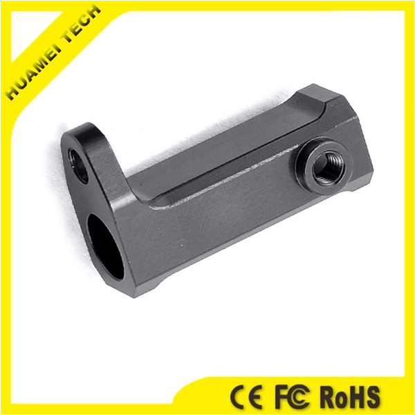 HuaMei NOT STOCK PRODUCTS/ CNC MACHINING OEM 25mm clamp for scooter handle bars