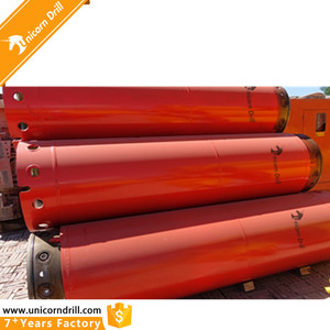 Bauer Rotary Drilling Casing Tube 25Crmo Casing Pipe
