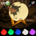 8 Colors Mode Ball Shaped LED Mood Lights /LED multi-color LED Orb light