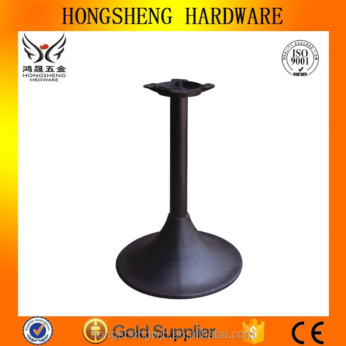 Factory Made Compective HS-A049 Price X Shape Table Legs For Sale