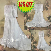 Hot Sale Factory Custom Made Long Good Quality Tulle Lace Appliqued Plus Size Wedding Dress Patterns