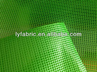 1000D 18OZ PVC inflatable transparent vinyl tarpaulin used for bouncy castle material