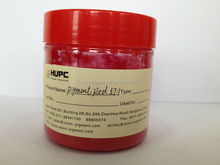 Pigment Red 57:1 ink pigments for silkscreen printing