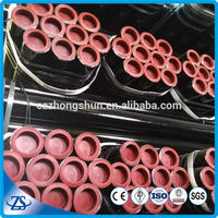 "nps 5"""" sch80 astm a106 seamless carbon steel pipe for high temperature purpose"