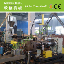Raw Material Making by Plastic Pellet Machine Extruder