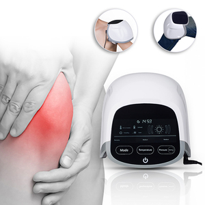 knee joint Hot compress knee massage instrument Electrothermal kneepad Home rehabilitation Physiotherapy instrument infrared