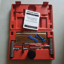 Hand Tool Emergency Tubeless Tyre Repair Kit For Tire
