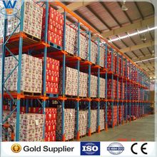 Drive In Rack pallet system/drive in racking/pallet storage racks,drive through rack for pallet,market feedback good type!
